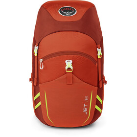Osprey Jet 18 Junior Barn strawberry red